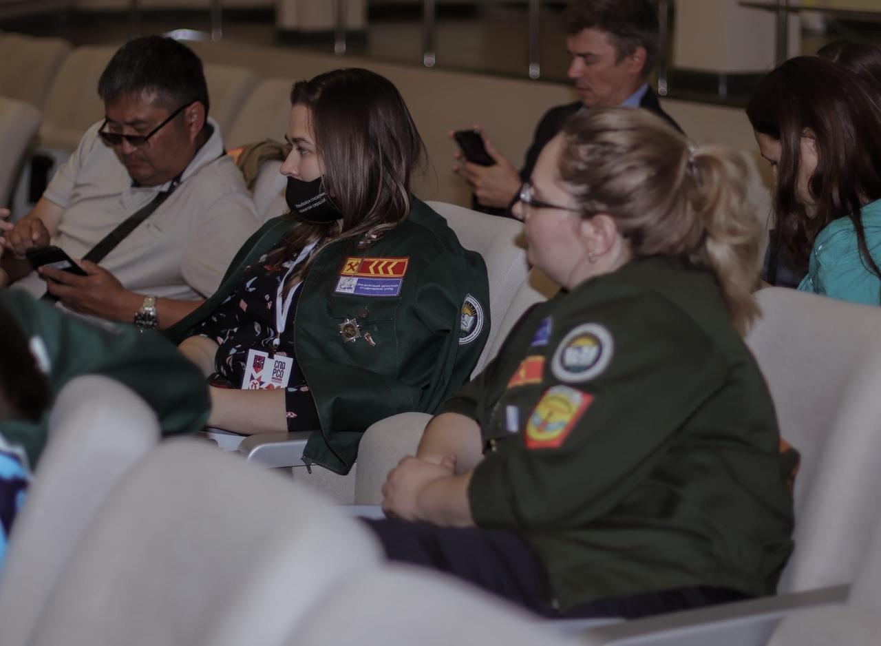 Вожатые Оренбуржья посетили VII Всероссийский форум студенческих педагогических отрядов